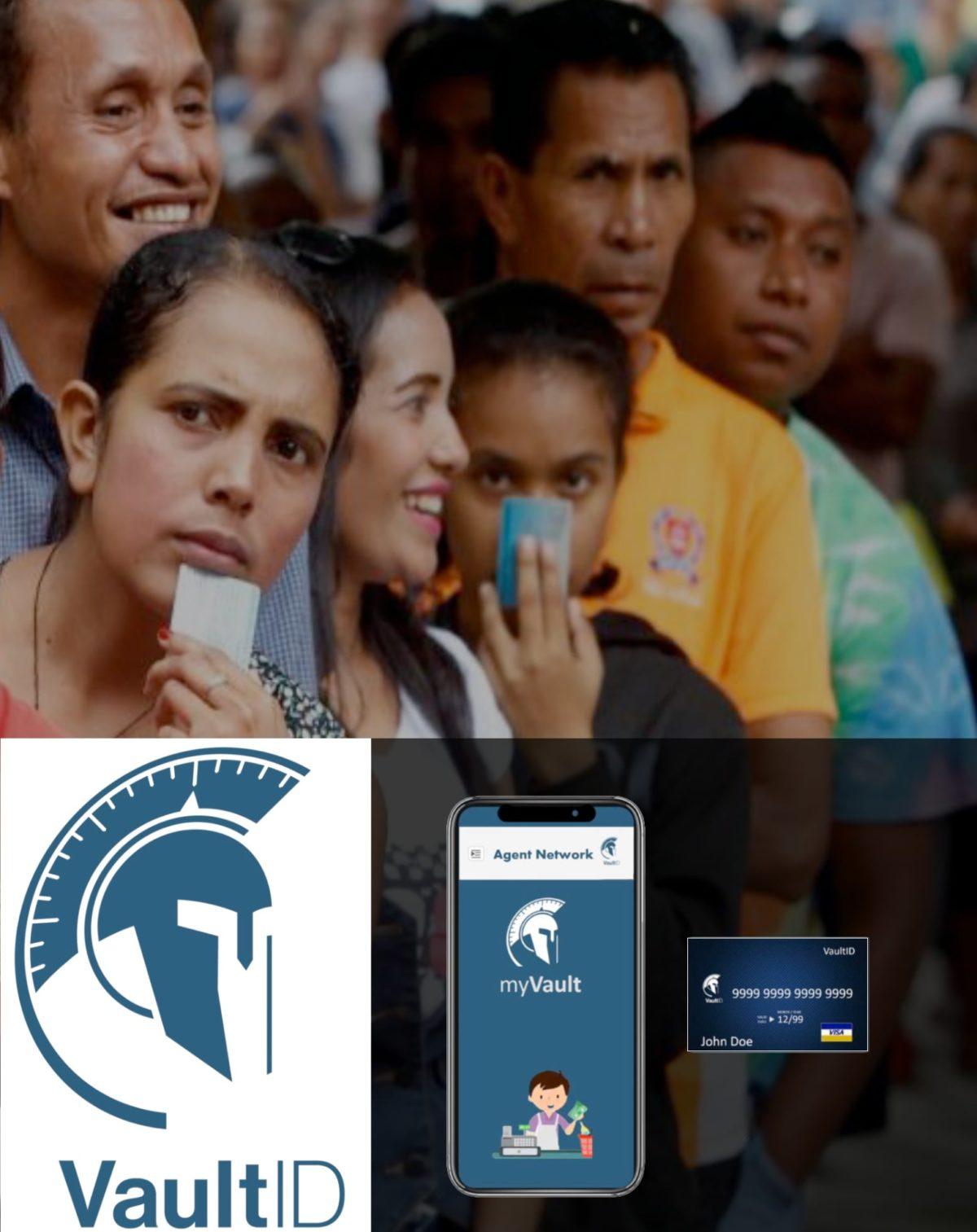 Vault ID enabling eKYC in emerging markets